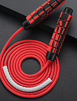 cheap -Jump Rope / Skipping Rope Sports Polyester PP Exercise & Fitness Portable Adjustable Durable Muscular Bodyweight Training Weight Loss For Men Women