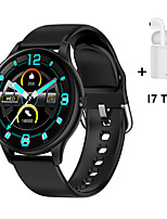 cheap -L21 Smart Watch  Waterproof Blood Pressure Thermometer Fitness Tracker 8 Sport Modes Women Bracelet Smartwatch For Android IOS