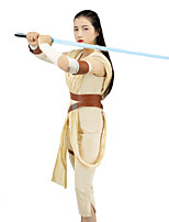 cheap -Inspired by Star Wars Ray Anime Cosplay Costumes Japanese Cosplay Suits Costume For Women's