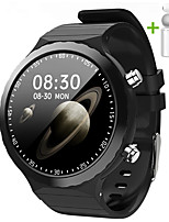 cheap -JSBP HY5 Smart Watch BT Fitness Tracker Support Notify Full Touch Screen / Hands-Free Calls / Heart Rate Monitor Sport Stainless Steel Bluetooth Smartwatch Compatible IOS/Android Phones