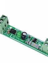 cheap -1-Bit AC 220V Optocoupler Isolation Module Voltage Detect Board Adaptive 3-5V For PLC Isolamento Fotoaccoppiatore Module