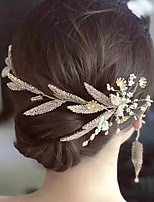 cheap -Women's Bridal Jewelry Sets Fashion Earrings Jewelry Gold For Wedding Party 1 set
