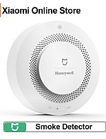 cheap -Applicable To Xiaomi House Smoke Alarm Smoke Alarm System Fire Disaster Sound And Light Alarm