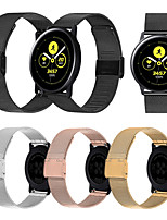 cheap -Watch Band for Samsung Galaxy Watch 46mm Samsung Business Band Stainless Steel Wrist Strap