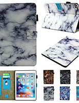 cheap -Case For Apple iPad Pro 10.5 Ipad air3 10.5' 2019 360 Rotation Shockproof  Magnetic Full Body Cases Marble PU Leather  TPU