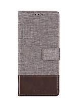 cheap -Case For Huawei nova3 nova3i nova4 nova5pro nova5i pro y6pro 2019 y7pro 2019 y9prime 2019 p smart z p40 p40pro Card Holder Flip Magnetic Full Body Cases Solid Colored Canvas