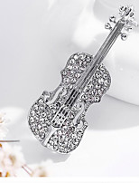 cheap -Alloy Brooches & Pins with Crystals / Rhinestones 1 Piece Wedding / Daily Wear Headpiece