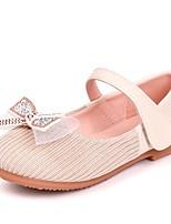cheap -Girls' Flats Comfort PU Little Kids(4-7ys) Pink / Beige Summer