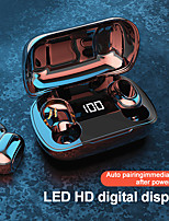 cheap -XT7 TWS Bluetooth Wireless Earbuds Sports Waterproof Bluetooth HIFI Headset with Microphone