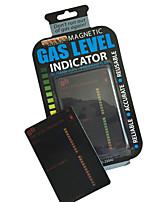 cheap -Gas Tank Level Indicator Magnetic Gauge Caravan Bottle Propane Butane LPG Fuel Gas Tank Level Indicators Mar15-45