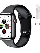 cheap -M26 1.75 Inch 320*385 HD Screen Smart Watch 2020 PPG  ECG Body Temperature Bluetooth Call IP68 Waterproof Men SmartWatch