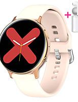 cheap -JSBP WS20 Men Women Smartwatch BT Heart Rate/Blood Pressure/Blood Oxygen  BT Bluetooth Call Waterproof for Android Samsung/Huawei/Xiaomi/iOS Apple smartphones