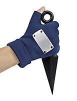 cheap -Inspired by Naruto Hatake Kakashi Anime Cosplay Costumes Japanese Gloves Gloves For Men's