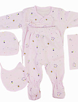 cheap -Reborn Baby Dolls Clothes Reborn Doll Accesories Cotton Fabric for 22-24 Inch Reborn Doll Not Include Reborn Doll Elephant Soft Pure Handmade Girls' 5 pcs