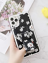 cheap -Case For Apple iPhone 11 / iPhone 11 Pro / iPhone 11 Pro Max with Stand / Pattern Back Cover Flower TPU