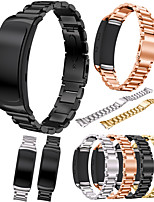cheap -Metal Stainless Steel Watch Band for Samsung Gear Fit 2 Pro Replacement Bracelet Wrist Strap Wristband