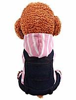 cheap -pet dog sweater warm dog pajamas soft cat sweater puppy clothes small dogs sweater winter doggie sweatshirt