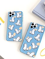 cheap -Case For Apple iPhone 7 8 7p 8p X XS MAX XR 11  11 Pro 11 Pro Max SE Pattern Back Cover  TPU Animal duck