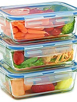 cheap -glass meal prep containers for food storage and prep w/snap locking lids & #40;3|6|18pk& #41; airtight & leak proof - bpa free - oven, dishwasher, microwave, freezer safe -