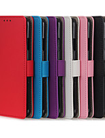 cheap -Case For Sony Xperia L2 XA2 XA2 Plus XA2 Ultra XZ2 XZ2 Compact XZ2 Premium XZ3 Card Holder Shockproof Magnetic Full Body Cases Solid Colored PU Leather TPU