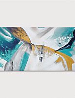 cheap -Hand Painted Canvas Oil Painting Abstract Home Decoration With Frame Painting Ready To Hang With Stretched Frame