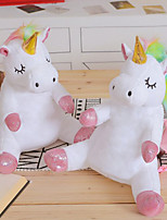 cheap -Backpack / Shoulder Bag Stuffed Animal Plush Toy Unicorn Gift PP Plush Imaginative Play, Stocking, Great Birthday Gifts Party Favor Supplies Boys and Girls Kid's Adults