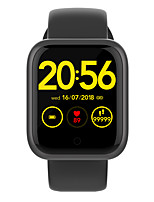 cheap -15 Day Use Ip68 Smart Watch Heart Rate Blood Pressure Monitor Smartwatch Sleep Tracker Sport