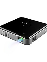 cheap -Mini Projector P65 DLP 480 Sync Display Version  60 ANSI Lumens  Support 1080 USB HD Image Input Wireless Pocket Projectors for Home Small Office Using