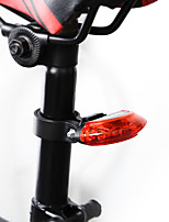 cheap -Bike Light Holder Waterproof Bike Glow Lights Bicycle Cycling Super Bright LED Lightweight CR2032 5 lm Red Cycling / Bike