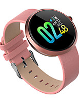 cheap -V06c Women's Smart Watch Round Heart Rate Blood Pressure Physiological Cycle Reminder Ip68 Waterproof Fashion Female Bluetooth