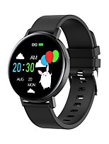 cheap -R18T Unisex Smartwatch Bluetooth Heart Rate Monitor Blood Pressure Measurement Sports Calories Burned Health Care Pedometer Call Reminder Sleep Tracker Sedentary Reminder Alarm Clock