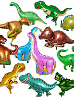 cheap -Party Balloons 12 pcs Dinosaur Party Supplies Boys and Girls Party Birthday Decoration for Party Favors Supplies or Home Decoration