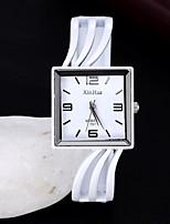 cheap -Women's Quartz Watches Quartz Stylish Fashion Adorable Analog White Black / One Year / One Year