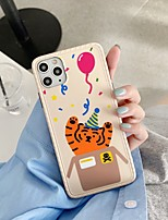 cheap -Case For Apple iPhone 7 7P iPhone 8 8P iPhone X iPhone XS XR XS max iPhone 11 11 Pro 11 Pro Max iPhoneSE (2020) Pattern Back Cover Cartoon TPU