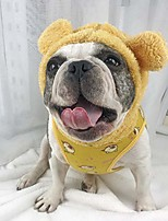 cheap -french bulldog clothes vest pug outfits winter puppy hoodie for small dogs (m)