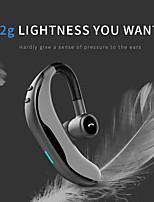 cheap -F600 Earbuds Wireless Headphones Drive Bluetooth4.1 Hook Design Handsfree Stereo Mic Earphone Single Ear Hanging Headset