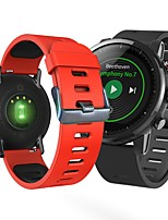 cheap -Watch Band for Forerunner 220 / Huami Amazfit 2 Amazfit Classic Buckle Silicone Wrist Strap