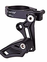 cheap -bicycle chain gui.de mount e type w/frame adjustable for mtb road bike easy use (black)