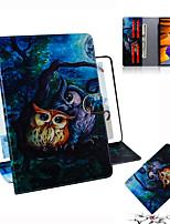 cheap -Case For Samsung Galaxy Samsung Tab A 8.0(2019)T290/295 / Samsung Tab A8(2019)P200/205 Card Holder / Flip Full Body Cases Animal TPU / PC