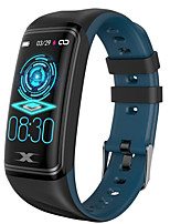 cheap -Fitness Tracker with high hd colour screen  and medical grade equipment 24-hour heart rate  blood pressure monitoringIP68 Waterproof Activity Tracker (6 Modes) Pedometer with Step calaries moveme