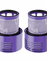 cheap -3 pack vacuum filter replacement for dyson v10 series, replaces part # 969082-01, compatible dyson cyclone v10 absolute animal motorhead total clean
