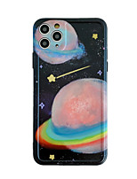 cheap -Case For iPhone 7 8 7 Plus 8 Plus X XS XR XS Max SE 11 11 Pro 11 Pro Max Pattern Back Cover Sky Cartoon TPU