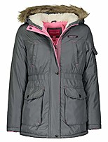 cheap -girls' toddler heavyweight expedition parka, carbon, 4t