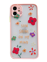 cheap -Case For Apple iPhone 7 plus 8 plus XR XS XS MAX X SE 11 11Pro 11ProMax Pattern Back Cover TPU Word Phrase