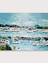 cheap -IARTS Hand Painted powder Oil Painting with Stretched Frame For Home Decoration With Stretched Frame