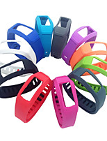 cheap -Watch Band for Fenix 5 / Vivofit 2 / Fenix6 Garmin Sport Band Silicone Wrist Strap