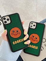 cheap -Case For Apple iPhone 7 7Plus iPhone 8 8Plus iPhone X iPhone XS XR XS max iPhone 11 11 Pro 11 Pro Max SE Pattern Back Cover Word Phrase Cartoon TPU