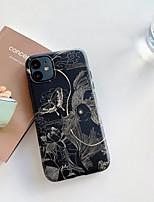 cheap -Case For APPLE iPhone 7 8 7plus 8plus XR XS XSMAX X SE 11 11Pro 11ProMax  IMD Pattern Back Cover Animal TPU fish