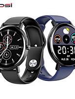 cheap -imosi R18 1.3 inch Smart Watch Men Full Touch Fitness Tracker Blood Pressure Smart Clock Women Smartwatch