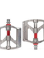 cheap -mtb road bike bicycle ultra-light 9/16'' triple bearing aluminum platform pedals 1 pair